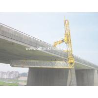 Buy cheap Heavy Duty 8x4 22m Under Bridge Inspection Vehicle / Vehicle Mounted Access Platforms product