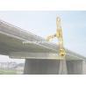Buy cheap High Performance Under Bridge Platform 8x4 , 22m Bridge Snooper Truck from wholesalers