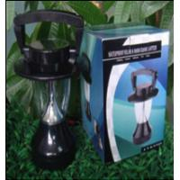 Buy cheap Best Outdoor Solar Lights Rechargeable Solar Lantern Lights Environmental Protection product
