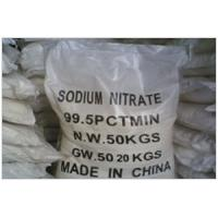 Buy cheap Sodium Nitrate product