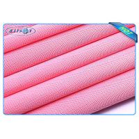 Quality 100% Virgin PP Spunbond Nonwoven 320cm For Flower Packing , PP Non Woven Fabric for sale