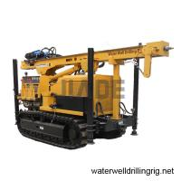 200 meters water well drilling equipment JDY-200 easy operation