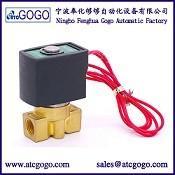 Buy cheap 2/2 mini gaz 230v à action directe 120v 1bar VITON de basse pression de vanne électromagnétique product