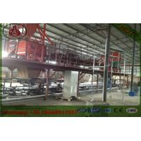 Buy cheap Waterproof Mgo Wall Panel Roll Forming Machinery Lightweight Wall Panel Machine product
