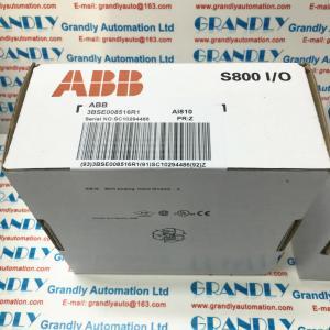 Suministre el nuevo ABB AI810 módulo de entrada análoga de la fábrica - grandlyauto@hotmail.com