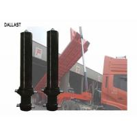 Buy cheap Semi Trailers Telescopic Hydraulic Cylinder Single Acting Long Stroke For Industry Mining product