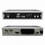 Buy cheap FTA HD DVB-S2 Receiver with ALI3601S +AV2011 Solution product
