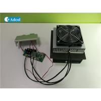 Buy cheap Compact 100W 48VDC Thermoelectric Air Conditioner With Controller And Cover product