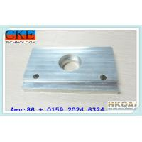 Buy cheap 复制Custom Stainless Steel Machined Parts , CNC Drilling / Milling Part For Doors product