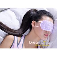 Buy cheap Moisturizing Unscented Self Heating Steam Eye Mask vapour Medical grade product