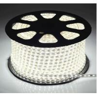 Buy cheap 110V LED Flexiable Strips SMD5050 RGB white color IP65 14.4W IP68 100meters/roll product
