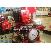 Buy cheap FM Approval Europ Holland Original DeMaas Brand Fire Pump Diesel Engine Used In The firefighting product