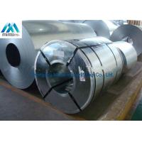 Buy cheap Anti Finger ASTM Hot Dip Galvanized Steel Coil SGS ISO CIQ Certificate product