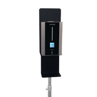 Buy cheap Contactless Hand Sanitiser Dispenser Free Standing Temperature Kiosk product