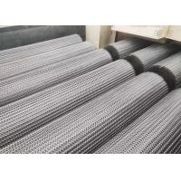 China Chain Conveyor Wire Mesh Belt High Temperature Resistance For Annealing Oven on sale