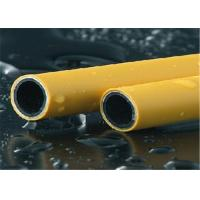 Recyclable PPR Fiberglass Composite Pipe Furring Resistance For Cold / Hot Water Supply