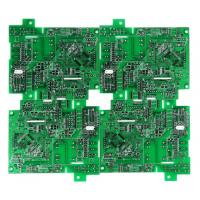 Buy cheap Multi - Layer PCB Printed Circuit Board FR4 Material Green Solder Mask Copper from wholesalers