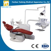 China Medical Device Dental Chair  With Mirco-fiber Leather Cushion wholesale