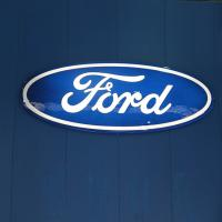 Buy cheap Ford Vacuum Coating Car Dealer Auto Sign/ Acrylic Car Dealer Car Logo and their from wholesalers