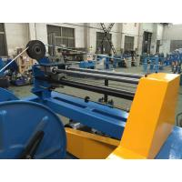 Buy cheap User Friendly Cable Extrusion Machine / Plastic Cable Double Twister product
