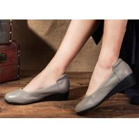 Buy cheap Leather Ballerina Ballet Flats Comfortable Trendy Shoes for pregnant women product
