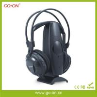 Buy cheap New style RF/UHF wireless headphone from wholesalers