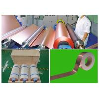 Buy cheap Double Matt 8 MicThin Copper Foil For Mobile Phone Lithium Battery product