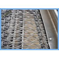 Buy cheap Self Cleaning Vibrating Screen Mesh Heavy Duty Hooked High Tensile Steel Wire product