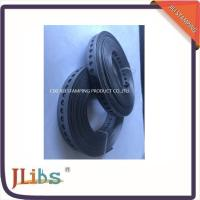 Buy cheap 0.7mm-0.8mm Thickness Metal Fixing Band Straight Banding For Ducts product