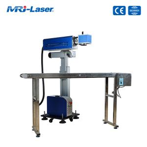 Buy cheap 30W CO2 Flying Laser Marking Machine For Non Contact Laser Engraving product