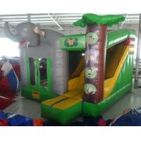 Buy cheap 2014 hot sell inflatable elephant  bouncy castle /inflatable trampoline product