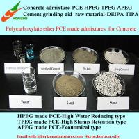 China Concrete admixture Polycarboxylate ether PCE for ready mix cement plaster and ready mix pl on sale