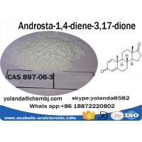 Buy cheap CAS 897-06-3 Anabolic Steroid Powder Intermediate Androsta-1,4-diene-3,17-dione product