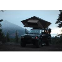 Buy cheap Outdoor Car Roof Shade Awning , Roof Rack Shade Awnings For 4x4 Vehicles product
