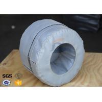 Buy cheap 19Oz Silicone Coated Heat Insulating Materials For Transmitter Insulation Jacket from wholesalers