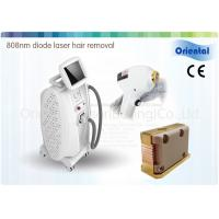 China Effective Diode Laser Chin Permanent Hair Removal Machine With Temperature Sensor wholesale
