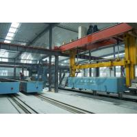 Buy cheap Sand Lime Block Autoclaved Aerated Concrete Equipment 150000m3 product