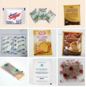 Buy cheap Free shipping food packing machine candy packing machine powder packing machine granular packing machine back sealing product