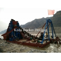 Buy cheap 15.2m/Min Bucket Chain Dredger from wholesalers