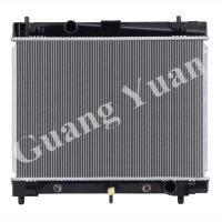 Buy cheap OEM 16400 21300 Brazed Toyota Vitz Radiator High Performance NCP95 NCP105 DPI 2899 product