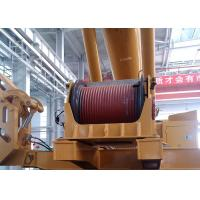 Buy cheap Nonstandard Enginner High Speed Electric Winch 1-5 Ton Load Size Customized product