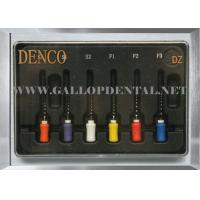Buy cheap Denco Dental Hand-use Protaper Files / Dental Endo Equipment Rotari files product