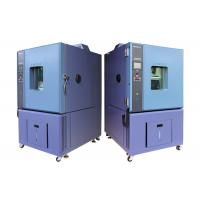 Buy cheap Climatic Humidity Test Chamber , Environmental Testing Equipment Low Noise product