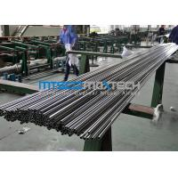 Astm a stainless steel hydraulic seamless tube polished