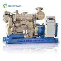 Buy cheap Ccs Certified 250kw 313kva Marine Diesel Generator Set Cummins Engine Nta855-Dm product