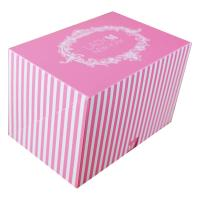 Buy cheap Cardboard Paper Bakery Boxes Take Out Disposable Paper Cake Pie Containers product