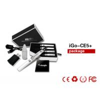 650mAh 1.6ml EGO CE5 E Cigarette Tube / Health Electronic Cigarette