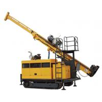 Buy cheap HYDX -4 Hydraulic Core Drilling Machine Crawler Type Plaform type Trailer Type product