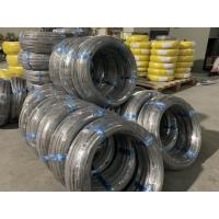 Buy cheap AISI 410 EN 1.4006 DIN X12Cr13 Cold Drawn Stainless Steel Wire In Coil Form product
