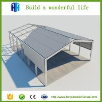 Buy cheap Simple and reasonable construction steel roof truss warehouse shed design product